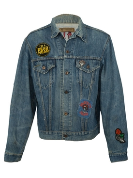 Grateful Dead denim jacket