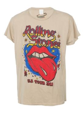 Rolling Stones US TOUR 1981 t-shirt