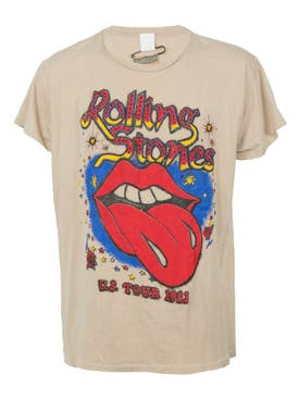 Madeworn - Rolling Stones Us Tour 1981 T-shirt - Men
