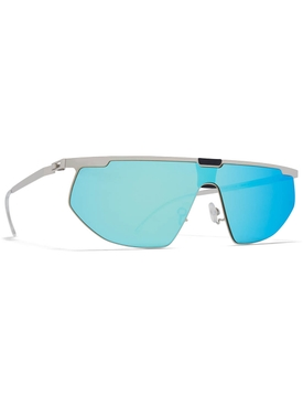 Bernhard Willhelm x Mykita Paris blue sunglasses