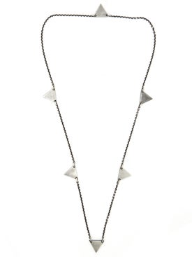 M. Cohen - Geo Multi Triangle Necklace - Men
