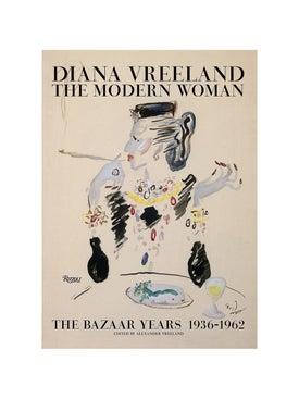 Rizzoli - Diana Vreeland: The Modern Woman: The Bazaar Years, 1936-1962 - Women