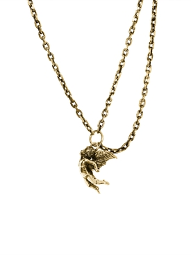Martyre - 14kt Yellow Gold Arcadia Necklace - Men
