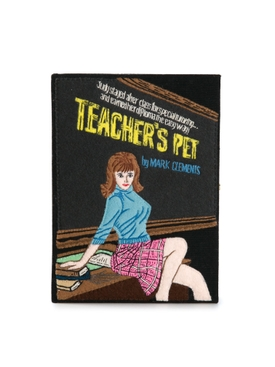 'Teacher's Pet' clutch