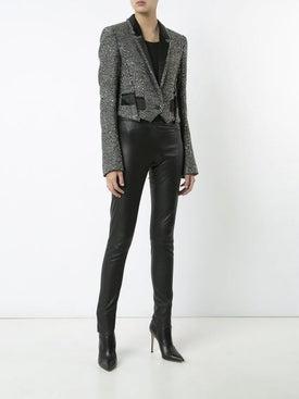 Haider Ackermann - Embellished Cropped Jacket - Women