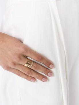 Repossi - Gold Ring 3 Rows - Women
