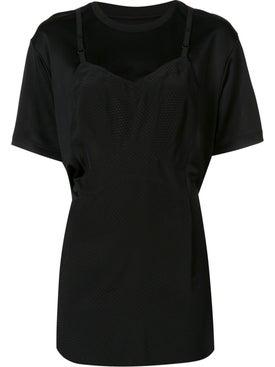 Maison Margiela - Draped Slip Detail Jersey - Women
