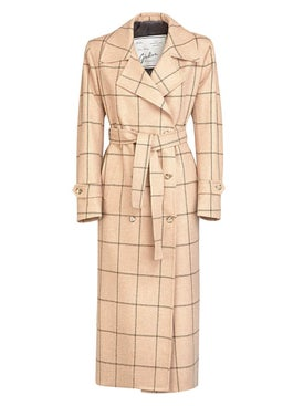 Giuliva Heritage Collection - Neutral Christie Trench Coat - Women