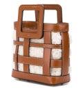 Staud - Cut Out Detail Handbag - Women