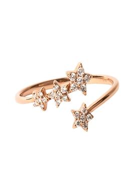 Celestial star ring
