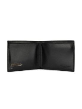 Seasonal logo bi-fold wallet