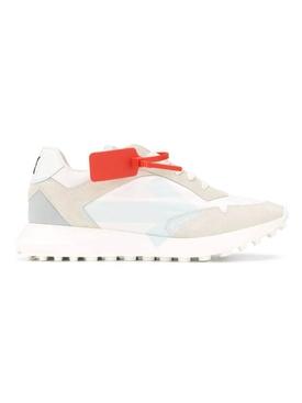 Multicolored arrow sneaker NEUTRAL