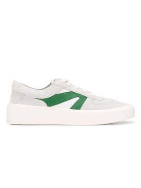 Skate Low Top Sneaker Interstellar/Green