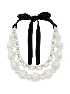 Simone Rocha - Tie Short Necklace - Necklaces