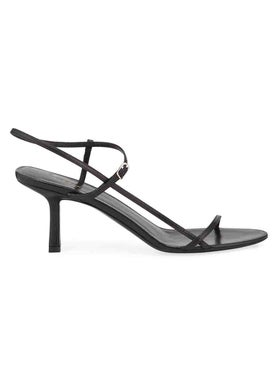 The Row - Bare Sandal 65mm Black - Women