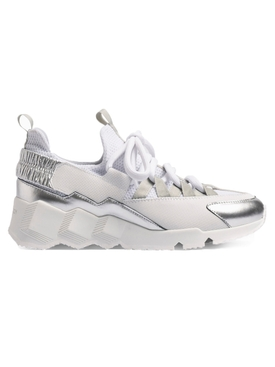 Trek Comet Sneakers WHITE-SILVER