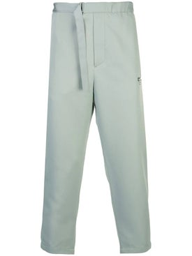 Oamc - Green Tapered Belted Pants - Men