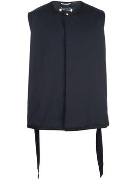 Woven Lithium vest BLUE