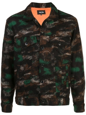 Just Don - Camouflage Print Jacket - Men