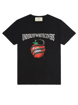Off-white - Off-white X Undercover Apple T-shirt Black - Men