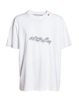 Off-white - 3d Pencil Short Sleeve T-shirt White - Men