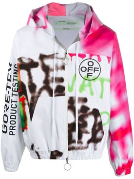 Off-white - Off-white X Gore-tex Hoodie - Men