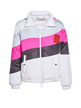 Off-white - Multicolor Puffer Jacket - Men