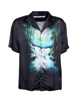 Off-white - Waterfall Holiday Shirt - Men