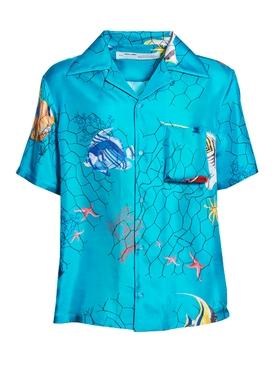 FISHNET HOLIDAY SHRT