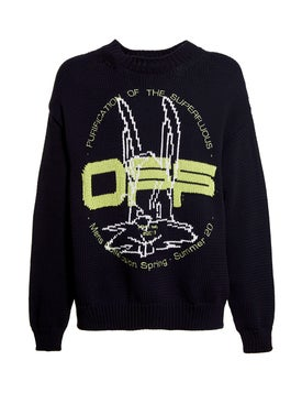 Off-white - Harry The Bunny Knit Crewneck - Men