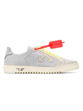 Off-white - 2.0 Security Tag Sneakers Silver - Men