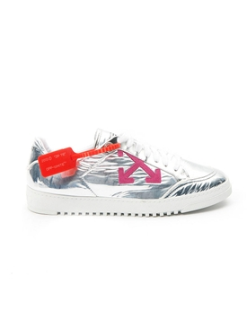 SIlver 2.0 Lace-Up Sneakers