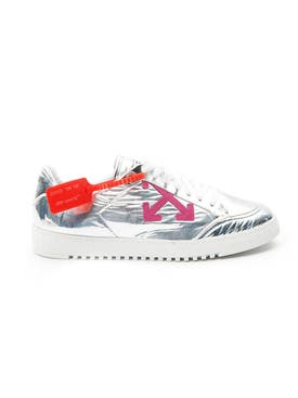 Off-white - Silver 2.0 Lace-up Sneakers - Men