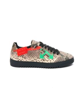 Snake Embossed 2.0 Sneakers