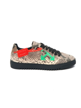 Off-white - Snake Embossed 2.0 Sneakers - Men