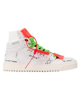 Off-white - Off-court 3.0 High-top Sneakers - Men