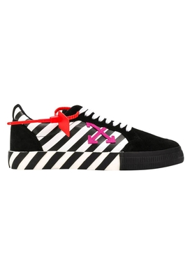 Off-white - 3.0 Black And White Sneakers - Men