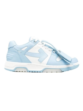 Out of office low-top sneaker, light blue