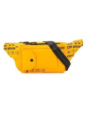 Off-white - Industrial Yellow Belt Bag - Men