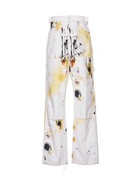 Futura Abstract Carpenter Jeans