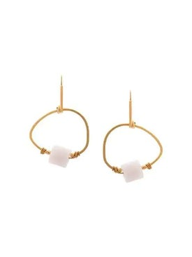 Marni - Large Hoop Earrings - Women