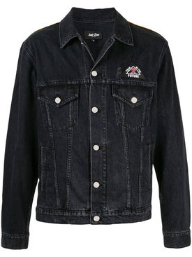 Just Don - Multicolored Paneled Denim Jacket - Men