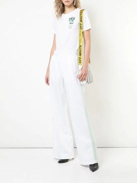Off-white - Island Print T-shirt White - Women