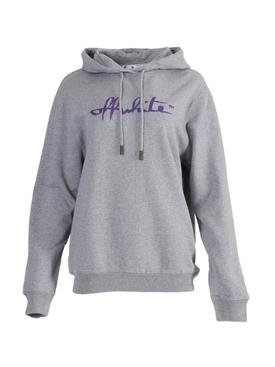 Script 21 hoodie grey