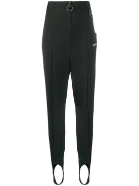 Off-white - Stirrup Ankle Pants - Women
