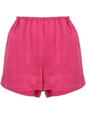 Off-white - Pink Shorts - Women