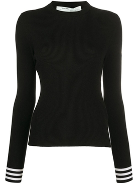 Off-white - Black And White Industrial Top - Women