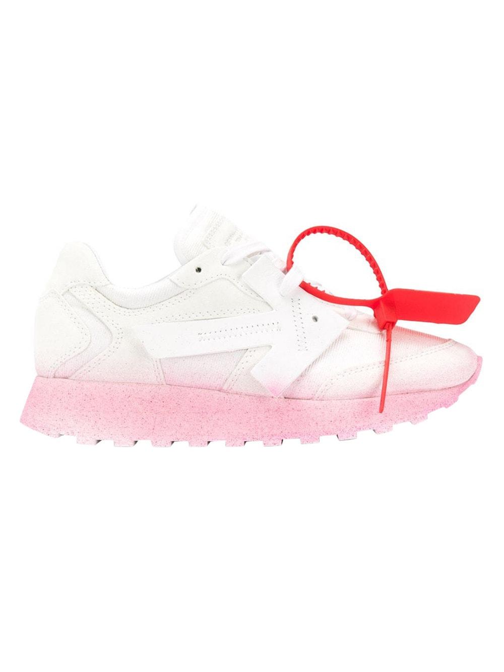 Off-White Sneakers PINK DEGRADE HG RUNNER SNEAKERS