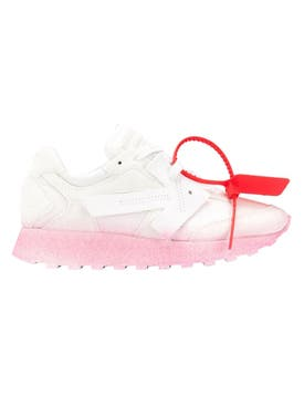 Off-white - Pink Degrade Hg Runner Sneakers - Women
