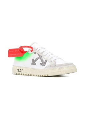 Off-white - Glitter Arrow 2.0 Sneakers - Women